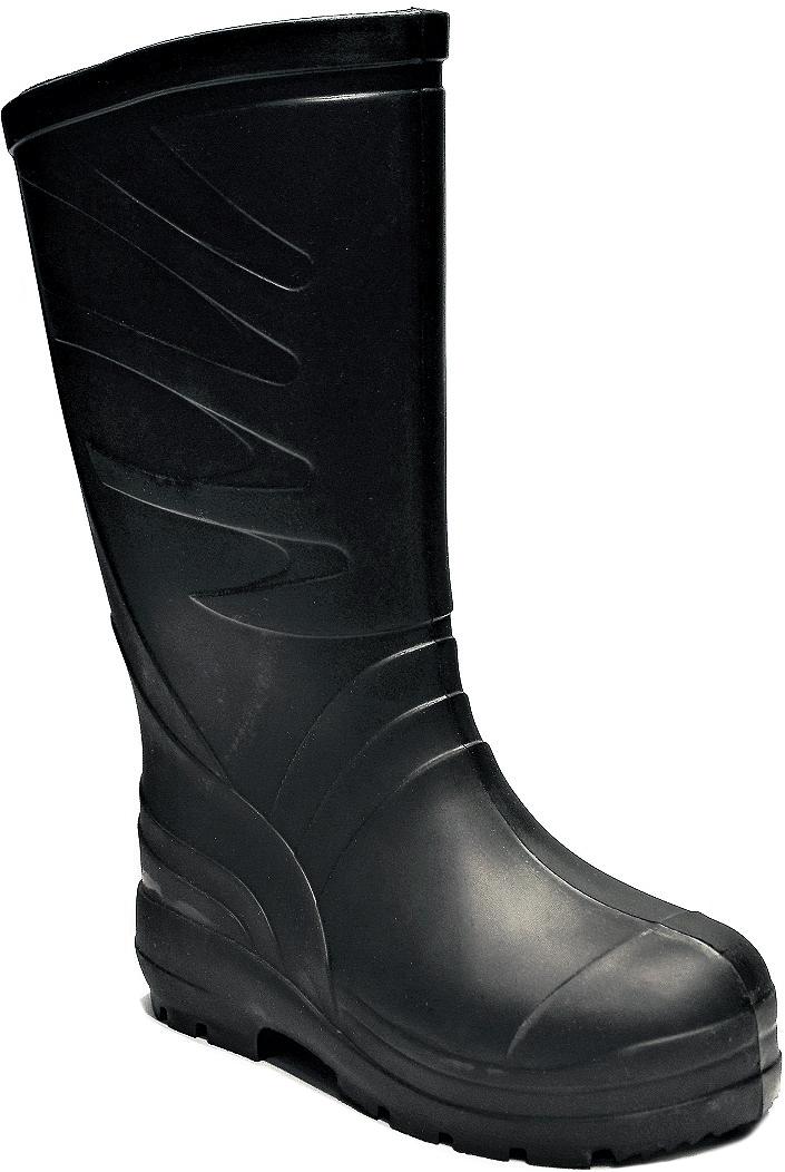 """Сапоги мужские Дарина """"Эльбрус Гео Плюс"""", с надставкой и утеплителем, цвет: черный. Размер 45"""