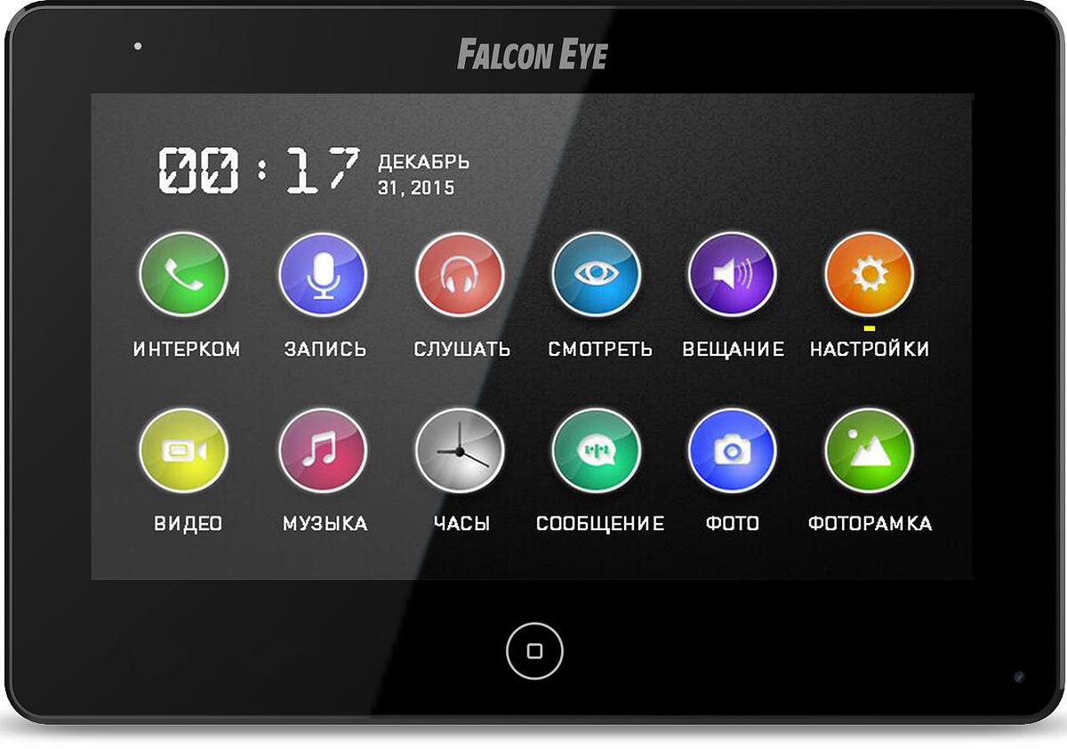 Falcon Eye FE-70 CAPELLA DVR, Black видеодомофон - Домофоны