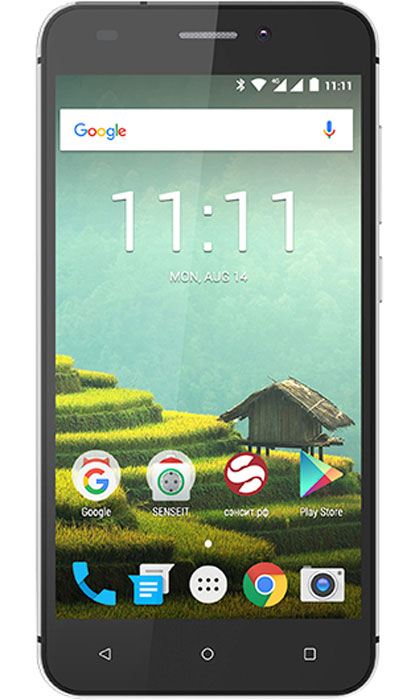 SENSEIT T100, Black