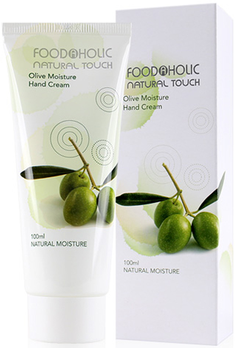 FoodaHolic, крем для рук с экстрактом Оливы, 100 млFH602240Крем для рук с маслом оливы интенсивно увлажнит и смягчит кожу рук. Обладает легкой, не липкой текстурой, прекрасно впитывается, доставляя активные вещества в клетки кожи, насыщая её витаминами и жирными кислотами. Масло оливы оказывает омолаживающее действие, способен предотвращать появление морщин и разглаживать уже имеющиеся. Содержит большое количество антиоксидантов и витамина Е, что позволяет препятствовать увяданию кожи и способствовать ее регенерации.