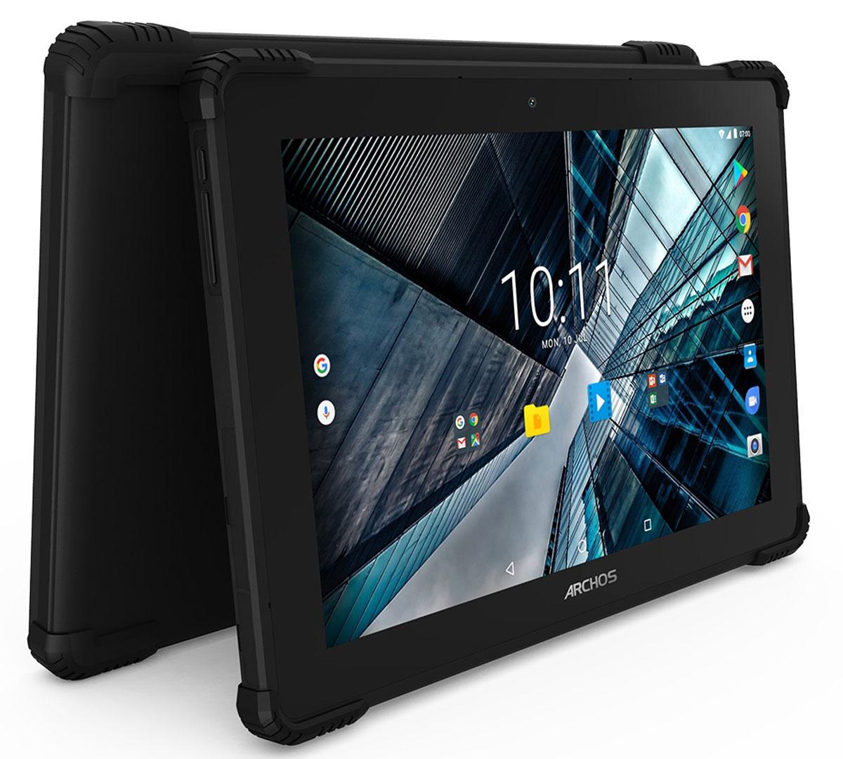 Archos Sense 101X 4G 32GB, Black503451Планшет Archos Sense 101 X Mediatek MK8735 (1.3Ghz)/ 10.1 IPS 1280x800/ RAM 2Gb/ 32Gb/ 4G LTE/ MicroSD slot/ WiFi/ BT/ Front & Back Cam/ 6000 mAh/ IP54/ Android 7.0/ Black