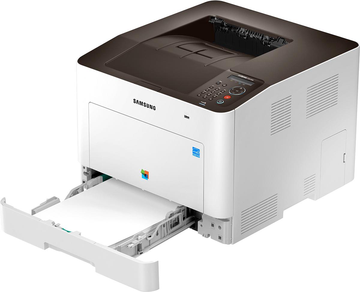 Лазерный цветной принтер для открыток