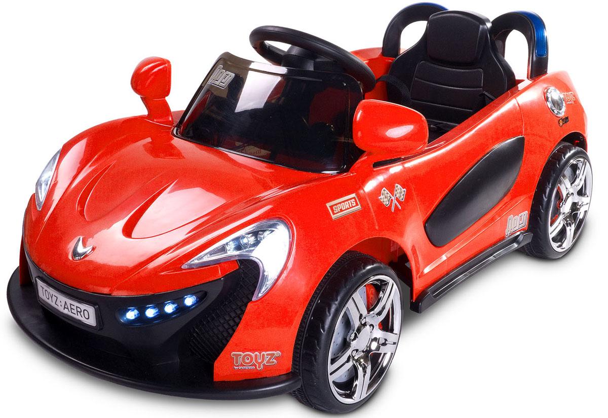 Caretero Электромобиль Aero цвет красный - Электромобили