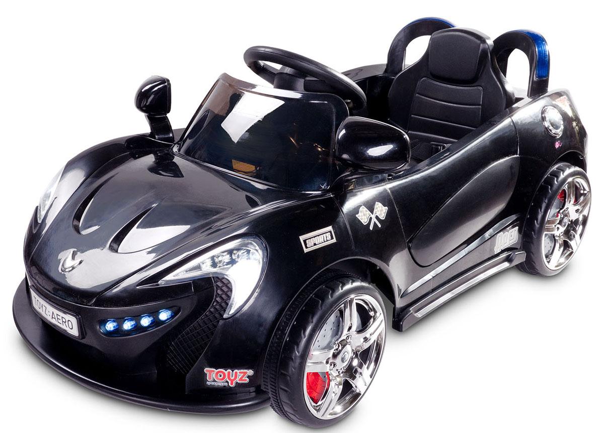 Caretero Электромобиль Aero цвет черный - Электромобили