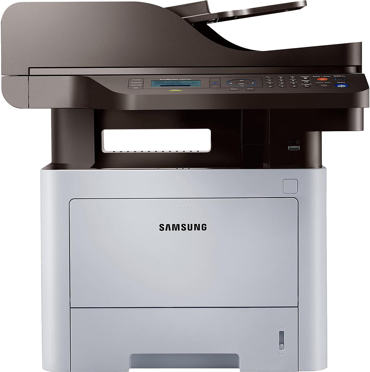 Samsung ProXpress SL-M4070FR МФУ1000453503Стабильно высокая производительность без роста затрат с новым МФУ Samsung ProXpress M4070FR.МФУ ProXpress M4070FR надежно, безопасно и удобно в использовании. Оно гарантирует стабильно высокое качество печати и позволяет сократить расходы компании.