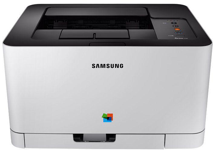 Samsung Xpress SL-C430W лазерный принтер мфу лазерное samsung xpress m2070