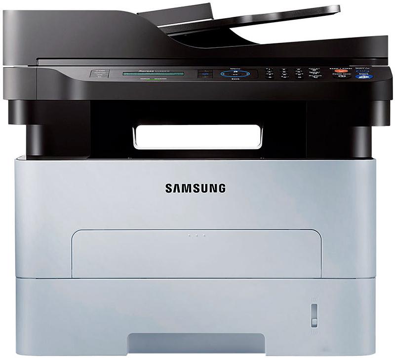 Samsung Xpress SL-M2880FW МФУ1000453496Лазерное МФУ Samsung Xpress M2880FW предлагает высокую производительность, профессиональное качество и возможность простого подключения для организации рабочего процесса с использованием мобильных устройств. Он также позволяет сократить расходы на печать и общую стоимость владения.