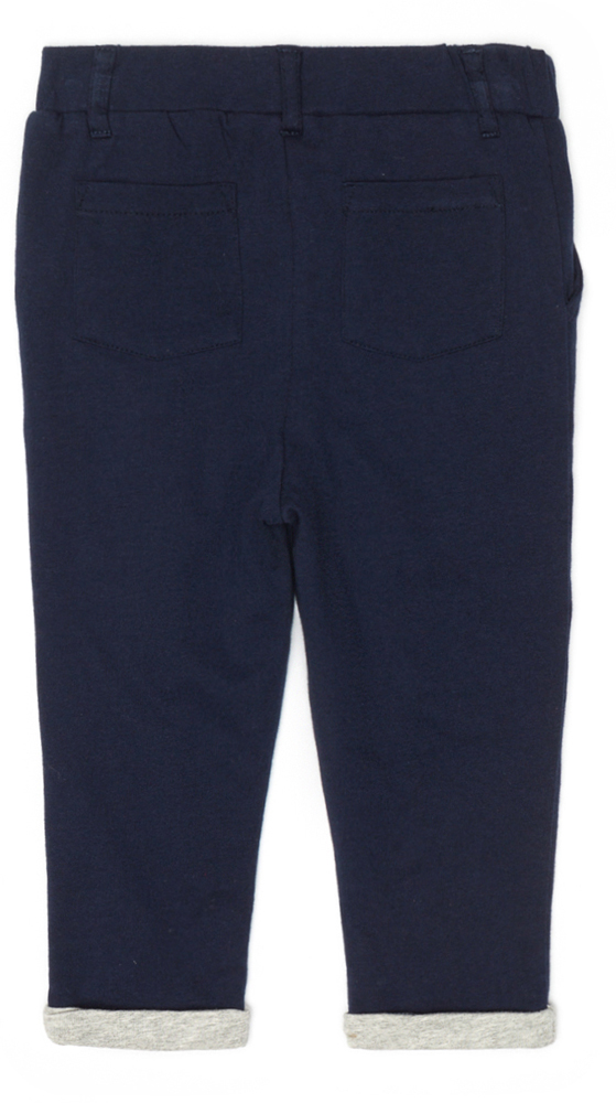 Брюки для мальчика Maloo by Acoola Alerce, цвет: синий. 22150160017_500. Размер 80 джинсы для мальчика maloo by acoola lowe цвет синий 22150160019 500 размер 86