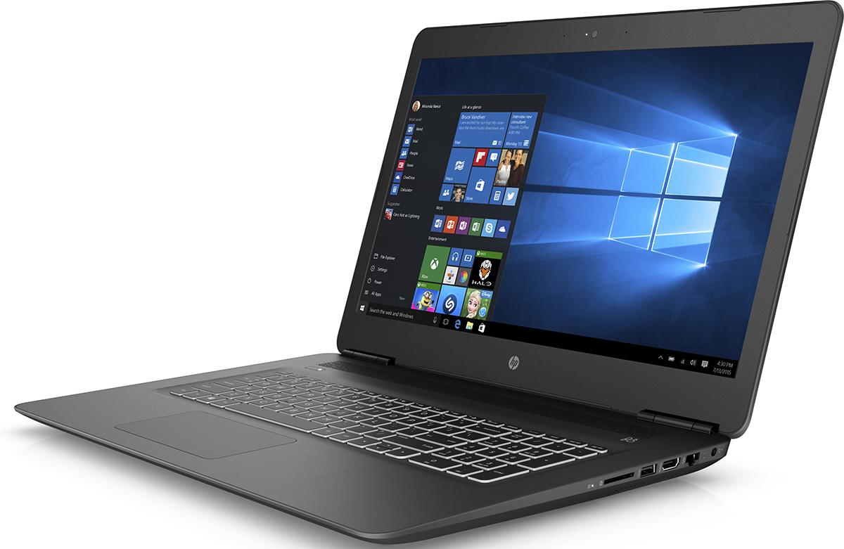HP Pavilion Gaming 17-ab308ur, Shadow Black (2PQ44EA)518977Создаете контент? Часто работаете в видеоредакторе? Любите игры? Новый ноутбук HP Pavilion Gaming 17 разработан для этих и многих других целей. С ним проблемы с производительностью уйдут в прошлое и вы сможете работать и развлекаться, где бы вы ни находились.С улучшенной графической картой NVIDIA GeForce GTX 1050 и новейшим процессором Intel Core можно с одинаковой легкостью создавать цифровые произведения искусства и завоевывать новые миры. Это высокопроизводительное решение легко справится с большим количеством задач, улучшая возможности работы с ПК и обеспечивая потрясающее качество видео с разрешением 4K.Редактируйте видео, смотрите фильмы, ретушируйте фотографии или просто играйте в игры - с ярким дисплеем FHD2 и технологией IPS от вас не ускользнет ни одна деталь.Память DDR4 - это будущее ОЗУ. Она отличается большей эффективностью, надежностью и скоростью работы. Расширение полосы пропускания способствует увеличению производительности всех процессов для эффективной работы в многозадачном режиме и высокой скорости обработки компьютерных игр.Ноутбук подарит невероятно насыщенное и реалистичное звучание благодаря двум динамикам HP, технологии HP Audio Boost и профессиональной аудиосистеме, настроенной специалистами B&O PLAY. Живите в ритме любимой музыки.Благодаря емкому накопителю можно загрузить все что нужно прямо на ноутбук. Отправляясь в дорогу, возьмите с собой привычные программы и коллекцию любимых фильмов, музыки и фотографий.Ноутбук сертифицирован EAC и имеет русифицированную клавиатуру и Руководство пользователя