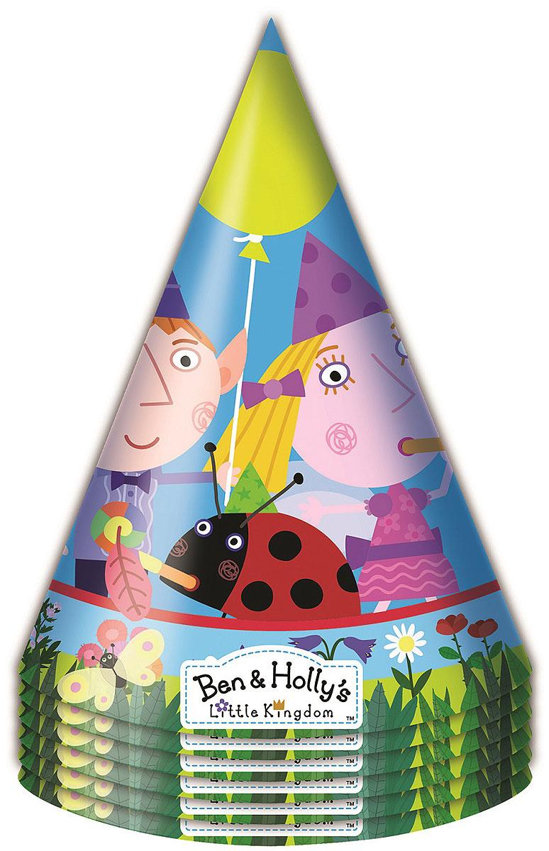 Бен и Холли Набор колпаков 6 шт -  Колпаки и шляпы