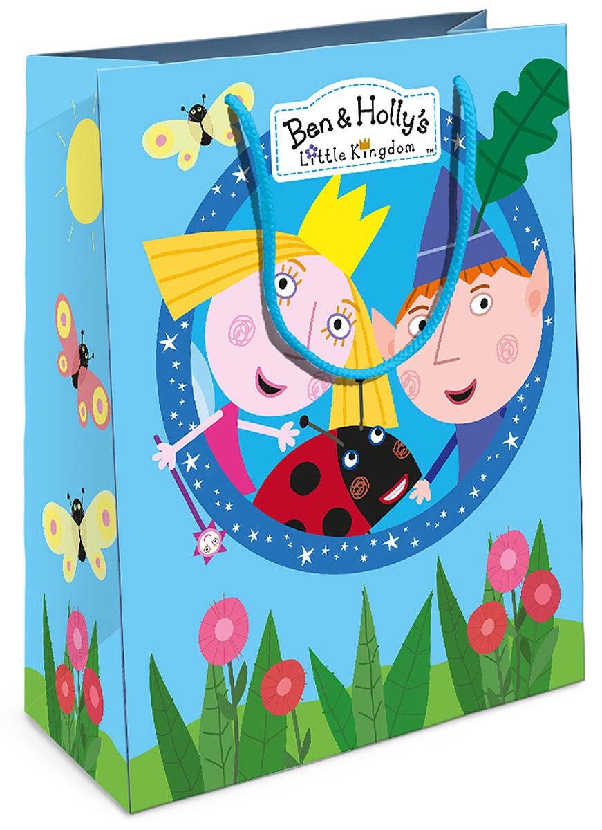 Бен и Холли Пакет подарочный 18x10x23 см -  Аксессуары для детского праздника