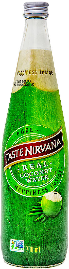 Taste Nirvana Вода кокосовая, 700 мл. nirvana nevermind купить винил