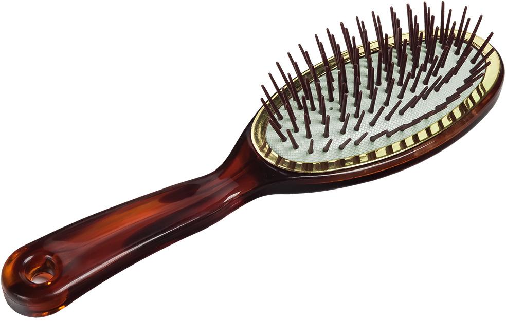 Vortex Расческа массажная Овал, пластиковая, с пластиковыми зубчиками, 22,6 см51055;51055Гладкая поверхность расчески не повреждает волосы при расчесывании. Удобная ручка не выскальзывает из рук. Благодаря оригинальному дизайну расческу можно использовать как для расчесывания, так и для укладки. Подходит для всех типов волос вне зависимости от длины.Срок годности: не ограничен. Материал: пластик, резина.