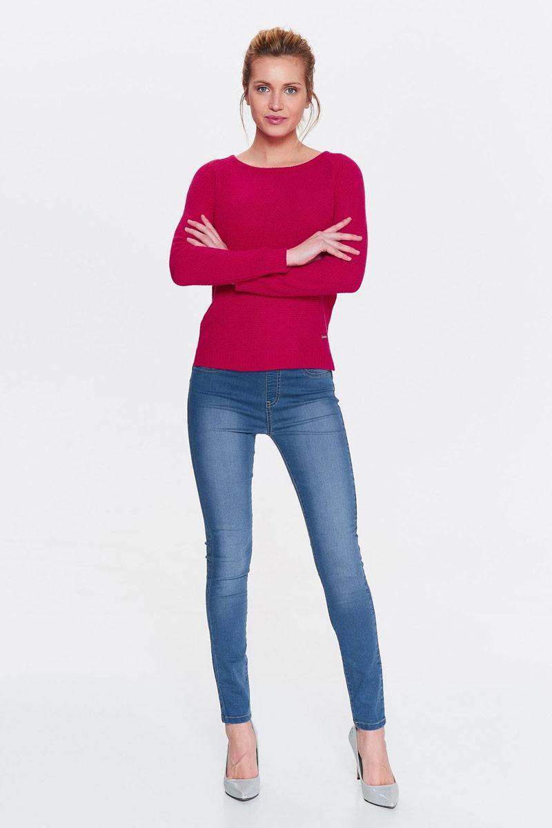 Свитер женский Top Secret, цвет: розовый. SSW2254RO. Размер 42 (50)