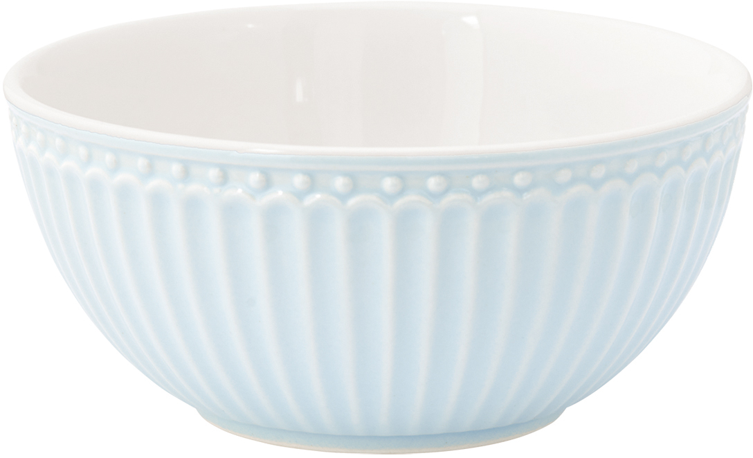 Пиала Alice, цвет: голубой, диаметр 14 смSTWbowali2906GreenGate- это широко известная во всем мире компания, которая с 2001 года производит потрясающую по красотеколлекционнуюфарфоровую посуду.