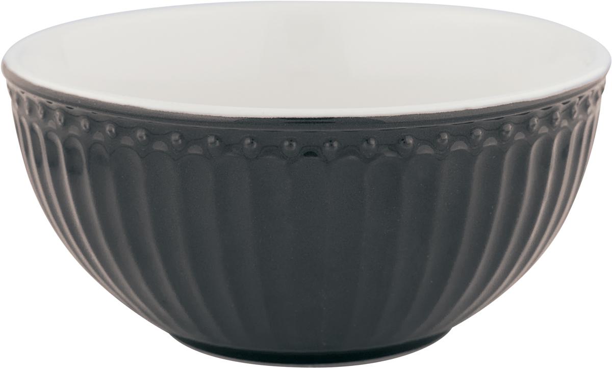 Пиала Alice, цвет: серый, диаметр 14 смSTWCERAALI8806GreenGate- это широко известная во всем мире компания, которая с 2001 года производит потрясающую по красотеколлекционнуюфарфоровую посуду.