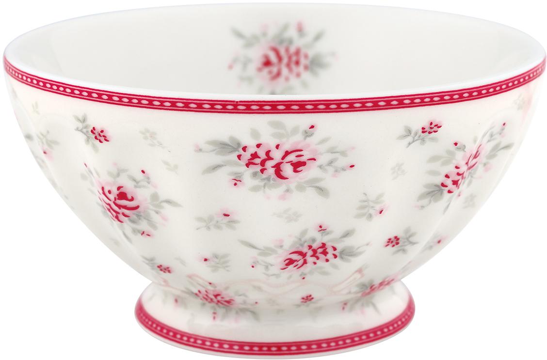 Пиала Flora white, диаметр 13,5 смSTWFREXLFLO0106GreenGate- это широко известная во всем мире компания, которая с 2001 года производит потрясающую по красотеколлекционнуюфарфоровую посуду.
