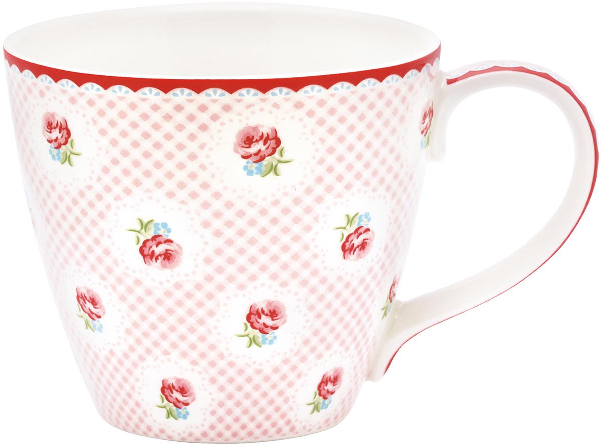 Чашка чайная Tammie, диаметр 9,5 смSTWMUGTAM1906GreenGate- это широко известная во всем мире компания, которая с 2001 года производит потрясающую по красотеколлекционную посуду.