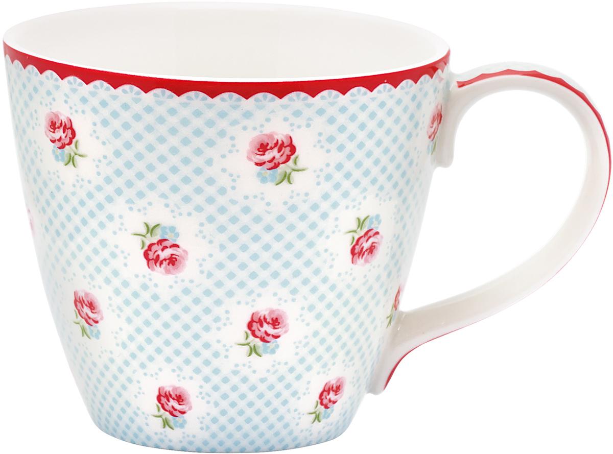 Чашка чайная Tammie, цвет: мультиколор, диаметр 9,5 смSTWMUGTAM2906GreenGate- это широко известная во всем мире компания, которая с 2001 года производит потрясающую по красотеколлекционную посуду.