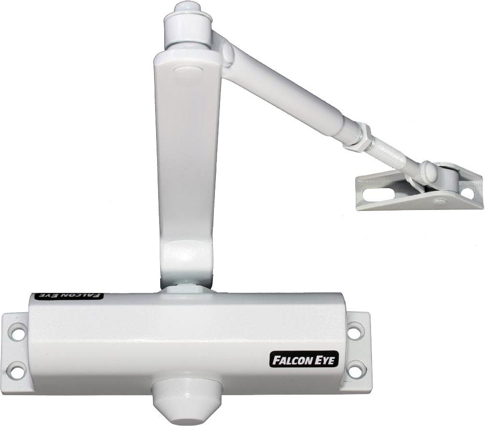 Falcon Eye FE-B4W, Whiteдоводчик дверной Falcon Eye