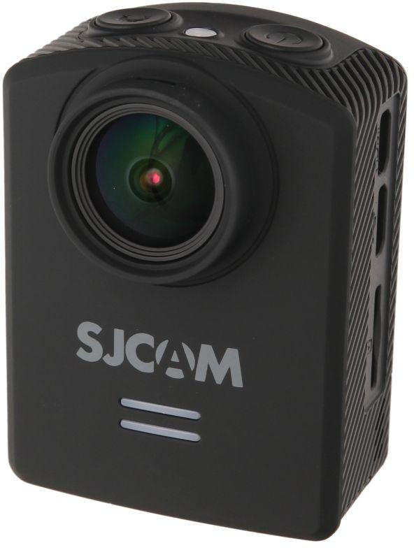 SJCAM M20, Black экшн-камераSJCAM M20 black;SJCAM M20 blackSJCAM M20 — первая камера, которая воплотила в себе мечту поклонников бренда - управление с помощью дистанционного пультауправления. Пока что данная функция доступна лишь с камерой M20. Управление с помощью пульта значительно упростит и разнообразитсъемку. Гаджет (пульт) в комплект камеры не входит, докупается отдельно. SJCAM M20 использует встроенный гироскоп, который позволяет делать более резкие кадры во время тряски. Вследствие чего ваши фото ивидео будут более четкими.Камера построена на самом мощном на сегодня процессоре Novatek NTK96660 и качественной матрице Sony IMX206 , 16 Mп, что гарантируетотличную цветопередачу в фотоснимках и видеороликах.Такое сочетание обеспечивает запись видео с реальным разрешением в 2K и с небольшой интерполяцией - в 4K. Формат записи видео можновыбирать - MOV или MP4.Важной особенностью является изменяемый угол зрения камеры - то есть FOV, который можно устанавливать в 70, 150, 166 градусов внастройках.SJCAM M20 имеет встроенную коррекцию дисторсии изображения - то есть записываемое видео не имеет сильных искажений по угламкартинки, даже при больших углах FOV.Камера снабжена экраном 1,5 дюйма, для лучшего контроля записи в комплект входят необходимые аксессуары для крепления камеры налюбые поверхности.Кроме этого, у камеры есть WIFI для работы со смартфонами под управлением IOS и Android, фирменное приложение SJCAM ZONEскачивается и устанавливается бесплатно, на коробке есть QR коды для быстрой установки.SJCAM M20 имеет режим слоу-моушн (slowmotion) — съемка в замедленном режиме, когда действие происходит очень быстро и чтобы увидетьего в деталях, необходимо замедление и большая частота кадров в секунду. При просмотре такой записи сохранится плавность картинки идетализация (как при нормальной съемке), но скорость движения в кадре уменьшится.SJCAM M20 снимает со скоростью до 120 кадров/с на разрешении 720p, что подходит для слоу-моушн. SJCAM M20 — первая экшн камера имеюща