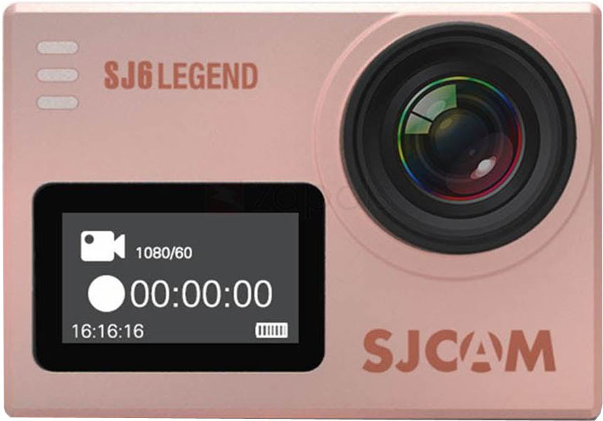 Zakazat.ru SJCAM SJ6 Legend, Rose Gold экшн-камера