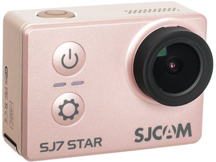SJCAM SJ7 Star, Rose Gold экшн-камера