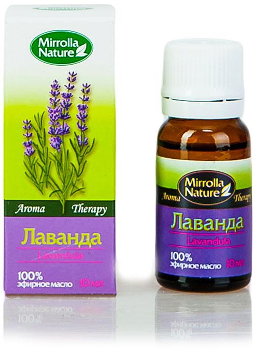 Мирролла Масло лаванды, 10 мл086703помогает снять покраснение и шелушение кожи; способствует заживлению ран, порезов, ссадин; предотвращает появление перхоти; эффективно при педикулезе.