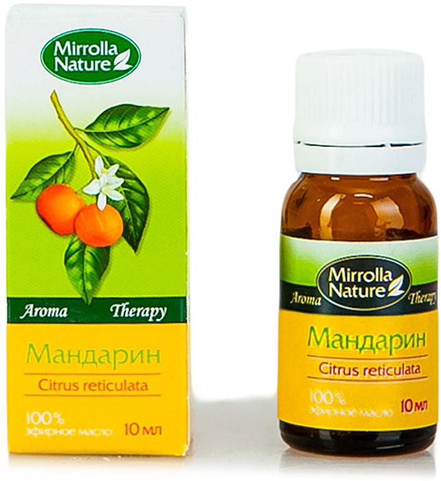 Мирролла Масло мандарина, 10 мл4650001790231Способствует удалению растяжек (стрий), рубцов и шрамов; уменьшает сальность жирной кожи; способствует устранению угревой сыпи, а также сведению пигментных пятен. Аромат праздничный, теплый, сладко-фруктовый.