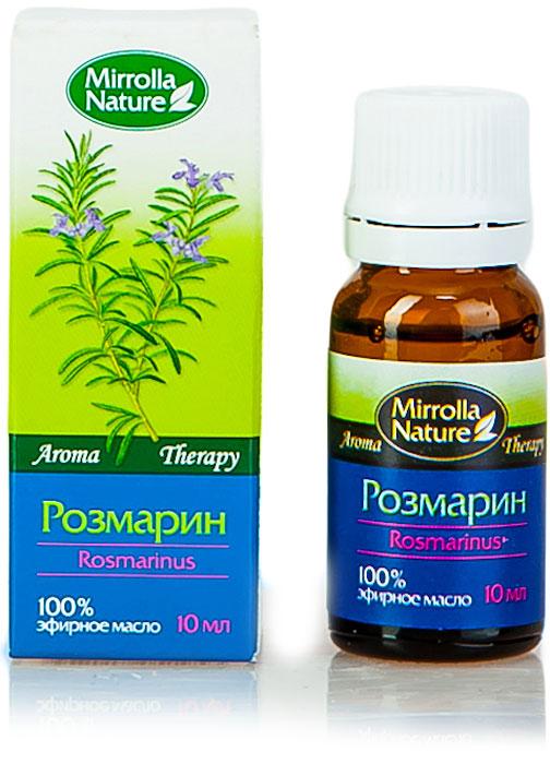 Мирролла Масло розмарина, 10 мл4650001790064Помогает бороться с угревой сыпью и фурункулезом; способствует заживлению ран и ожогов; подтягивает дряблую кожу, снимает отечность; предотвращает появление перхоти. Аромат сильный, чистый, проникающий.