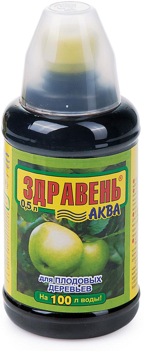 Удобрение Здравень Аква, для плодовых деревьев, 500 млbi-vh0053