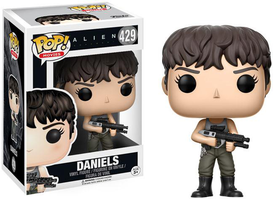 Фигурка Funko POP! Vinyl: Alien Covenant: Daniels 13096