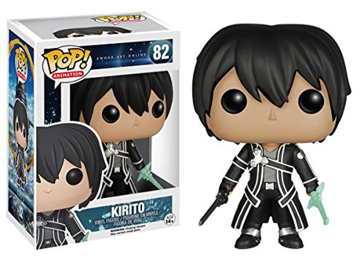 Фигурка Funko POP! Vinyl: Sword Art Online: Kirito 6354 фигурка funko pop animation sword art online asuna 9 5 см