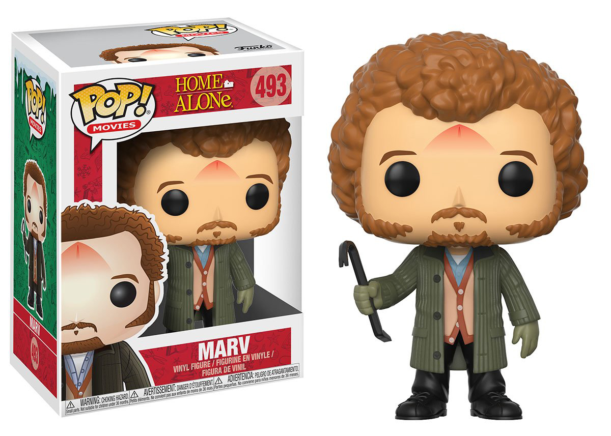 Фигурка Funko POP! Vinyl: Home Alone: Marv 21799