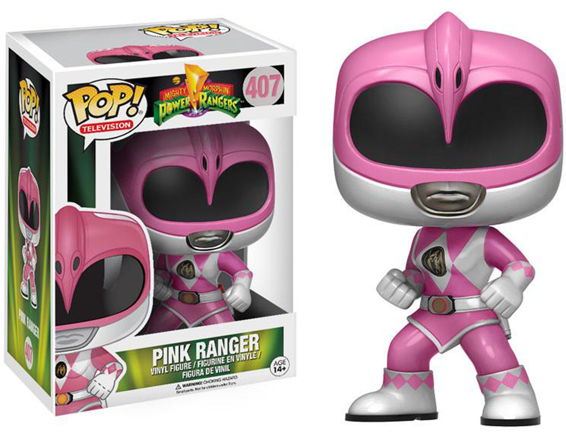 Фигурка Funko POP! Vinyl: Power Rangers: Pink Ranger 12273 pink princess birthday vinyl backdrops for photography colorful sugar photographic background newborn