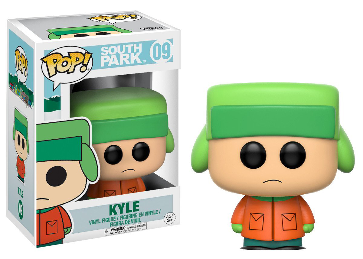 Фигурка Funko POP! Vinyl: South Park: Kyle 11485
