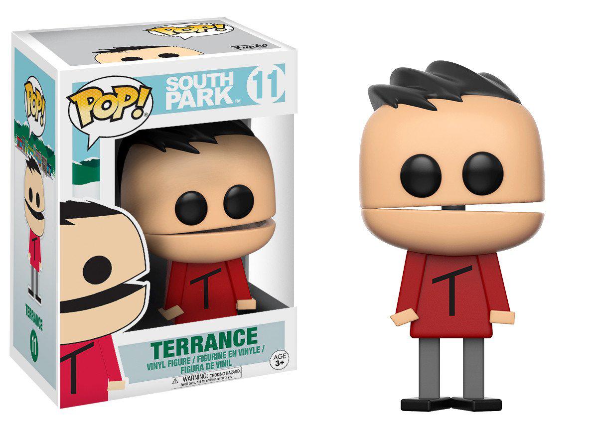 Фигурка Funko POP! Vinyl: South Park: Terrance 13275 фигурка funko pop vinyl south park terrance