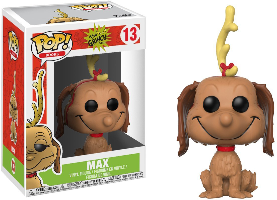 все цены на Фигурка Funko POP! Vinyl: The Grinch: Max the Dog 21757