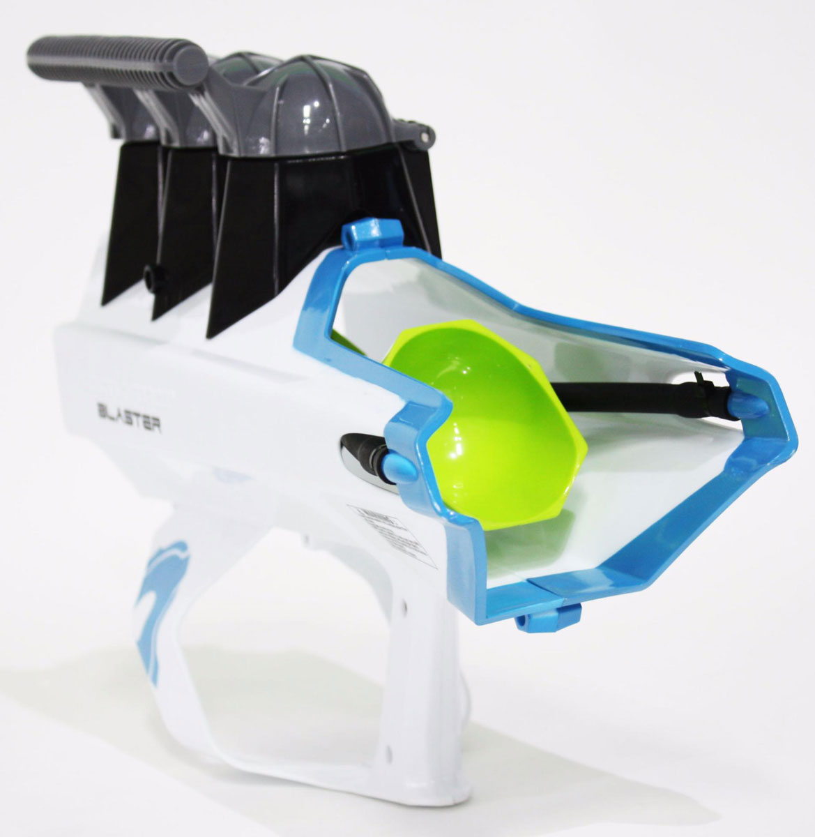 СнежкоБластер  Тройной  SnowBall Blaster, SB-38135 - Игры на открытом воздухе