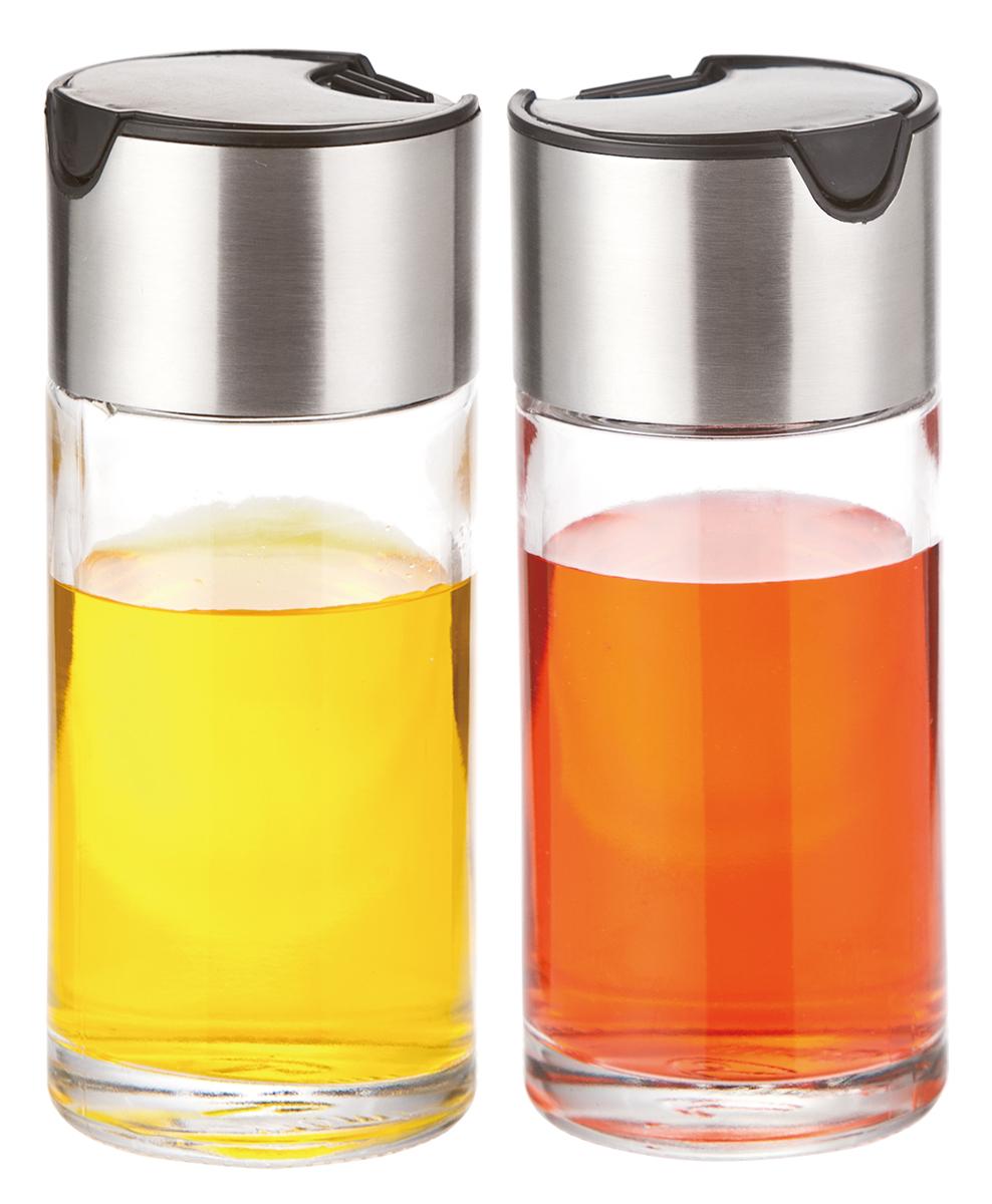 Набор емкостей для масла и уксуса SinoGlass, 2 шт набор else palermo для масла уксуса и специй 5 предметов