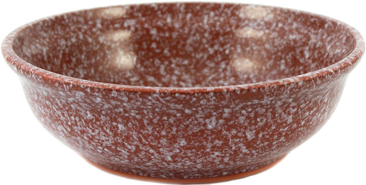 Миска Ломоносовская керамика выполнена из  высококачественной глины.   Такая миска украсит сервировку вашего стола и подчеркнет прекрасный вкус хозяина, а также станет отличным подарком.