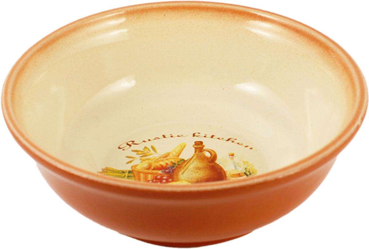 Салатник Ломоносовская керамика, 500 мл1РДС-2Салатник Ломоносовская керамика изготовлен из высококачественной глины. Такой салатник украсит сервировку вашего стола и подчеркнет прекрасный вкусхозяина, а также станет отличным подарком.