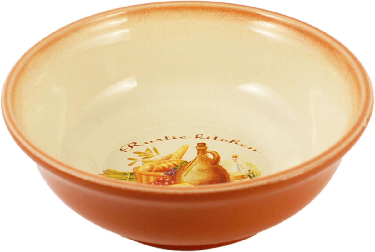 """Салатник """"Ломоносовская керамика"""" изготовлен из высококачественной глины.   Такой салатник украсит сервировку вашего стола и подчеркнет прекрасный вкус  хозяина, а также станет отличным подарком."""