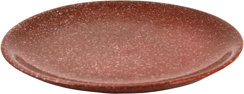 Тарелка для второго Ломоносовская керамика, изготовленная из глины, имеет  изысканный внешний вид. Оригинальный дизайн тарелки придется по вкусу и ценителям классики, и тем, кто предпочитает  современный стиль.   Диаметр тарелки: 24 см.