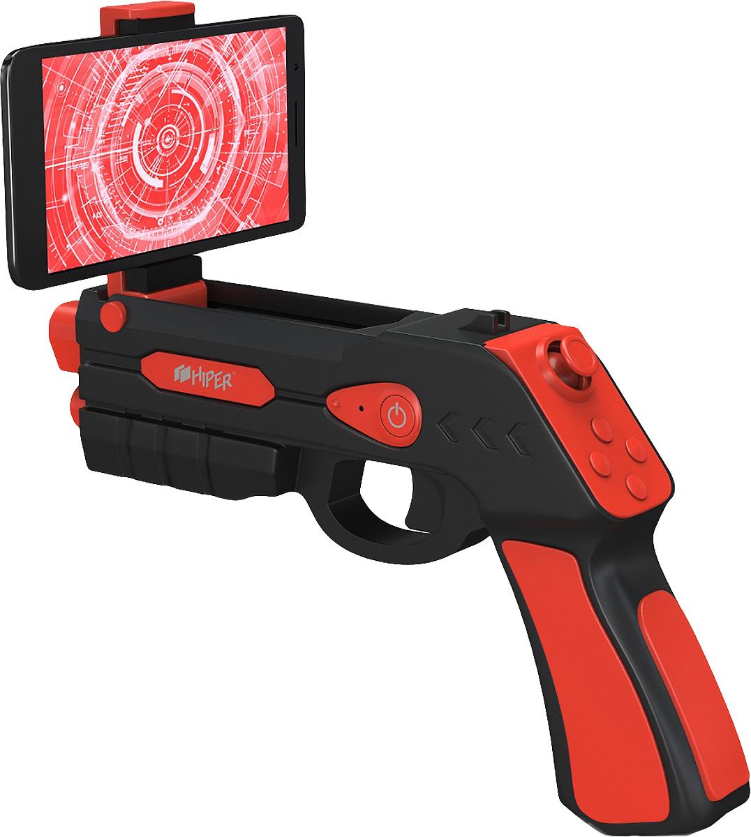 HIPER ARGUN 501, Black Red игровой контроллер - Геймпады, джойстики, рули