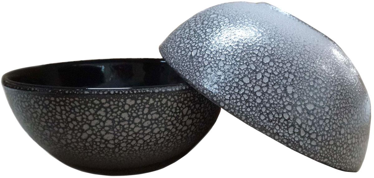 Салатник Борисовская керамика Удачный, 450 млМРМ00002851Салатник Борисовская керамика Удачный выполнен из высококачественной керамики. У изделия внутренняя поверхность покрыта глазурью, а внешняя оформлена под мрамор. Такая посуда идеально подходит для салатов и закусок.Можно использовать для запекания в духовке и микроволновой печи. Отлично подойдет для офиса - очень хорошо использовать для разогревания еды в микроволновке, так как долго сохраняется тепло.
