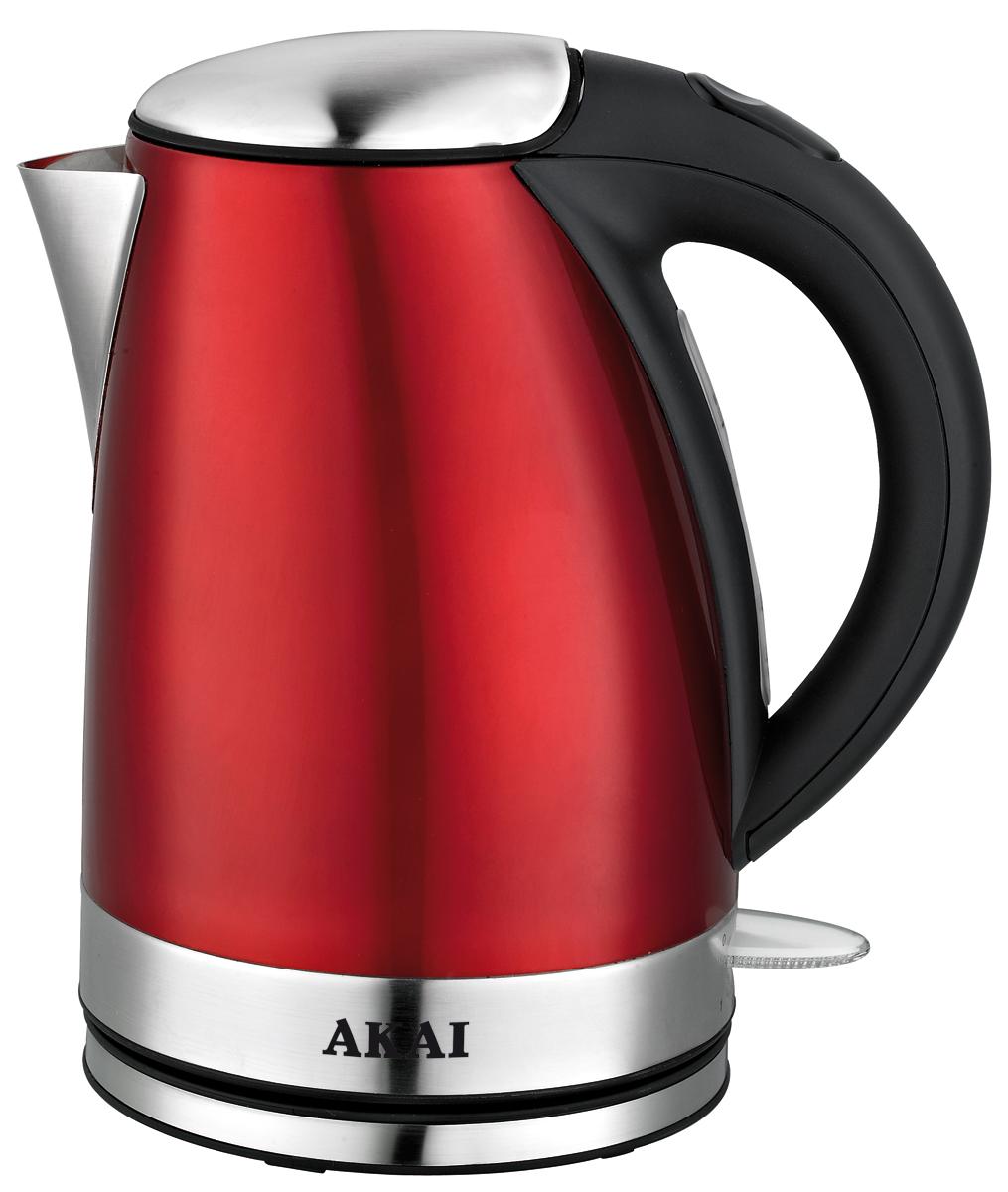 цена на Akai 1010R, Red электрический чайник