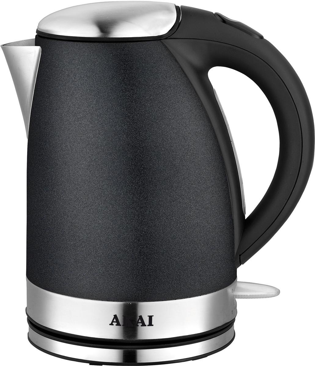 Akai 1014В, Black электрический чайник измельчитель для специй электрический akai цвет черный