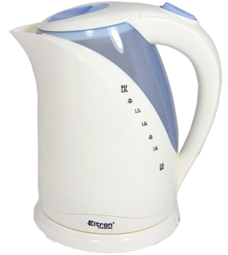 Eltron 6670, White электрический чайник