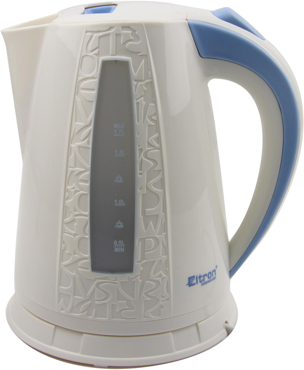 Eltron 6675, Light Beige электрический чайник цена и фото